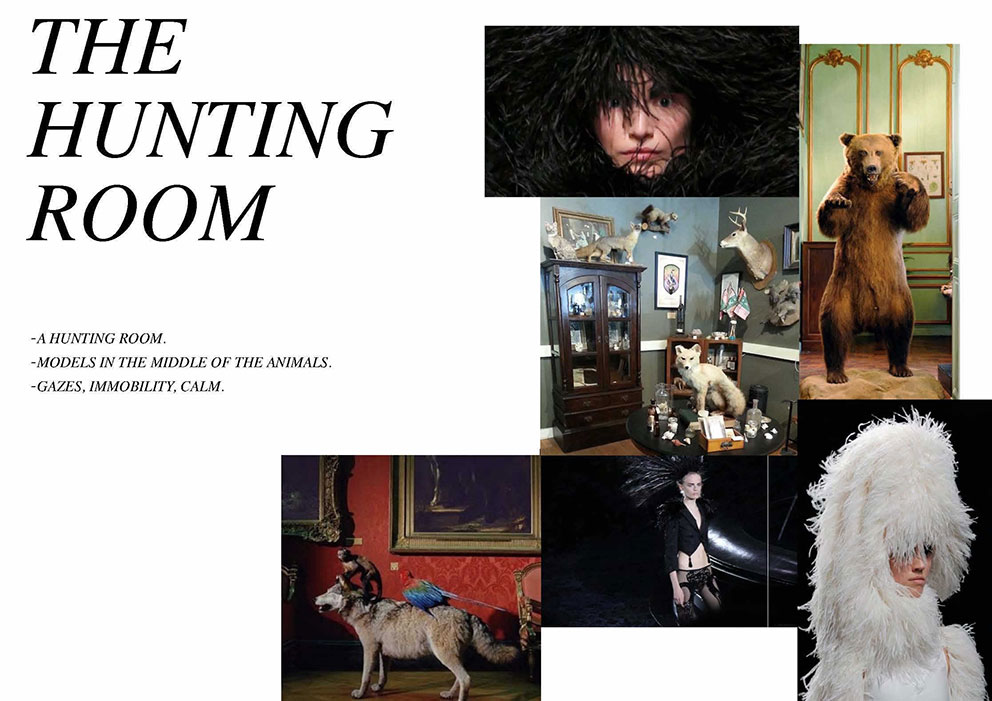 mag story the hunting room